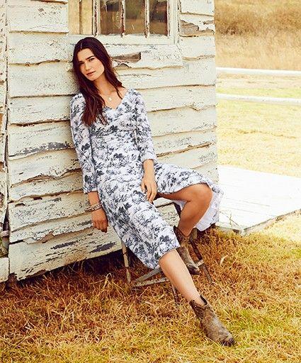 Burda Style Vestido - MULHER - MOLDES PARA DOWNLOAD - LOJA BURDA