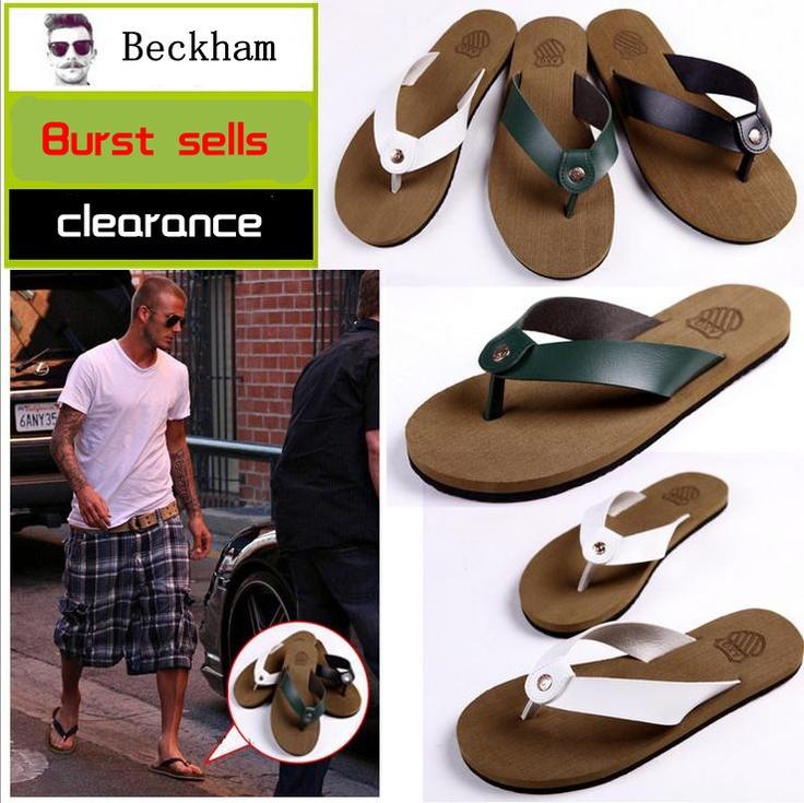2013 new brand rubber male flip-flops slippers the sandal men slip-resistant slippers summer beach slippers on http://www.aliexpress.com/store/product/Free-shipping-rubber-male-flip-flops-slippers-slip-resistant-slippers-summer-beach-slippers/220280_882319422.html/. $15.80