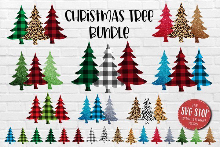 Christmas Trees Sublimation Bundle Buffalo Plaid Cheetah Png 391764 Sublimation Design Bundles Christmas Tree Design Diy Prints Design Bundles