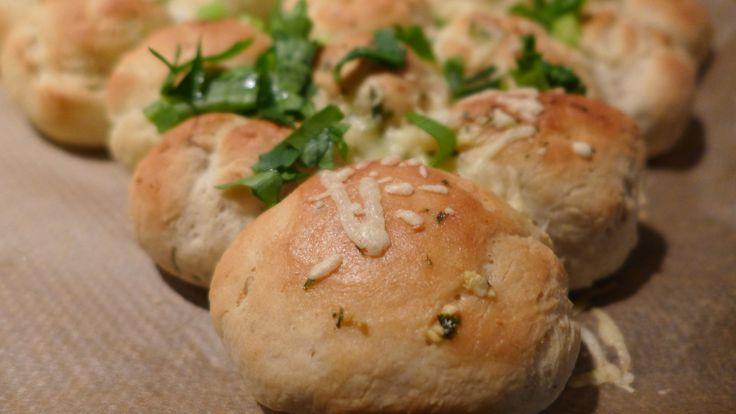 рождественский хлеб