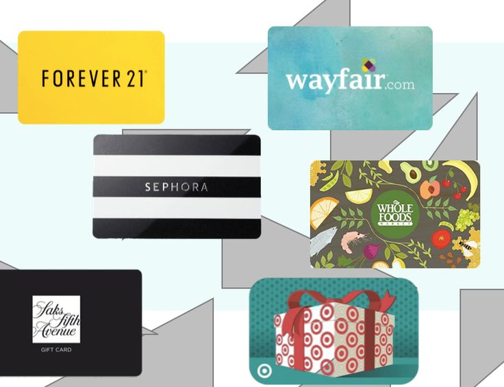 28 Best Gift Cards Online in 2016 - eGift Cards and Gift Vouchers to Print or Send