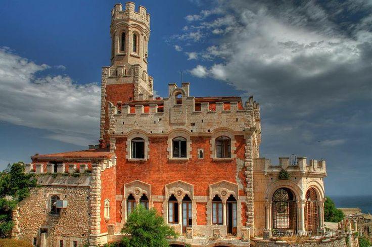 Castello Tafuri - Portopalo di Capo Passero(Sicilia, Siracusa) Italia