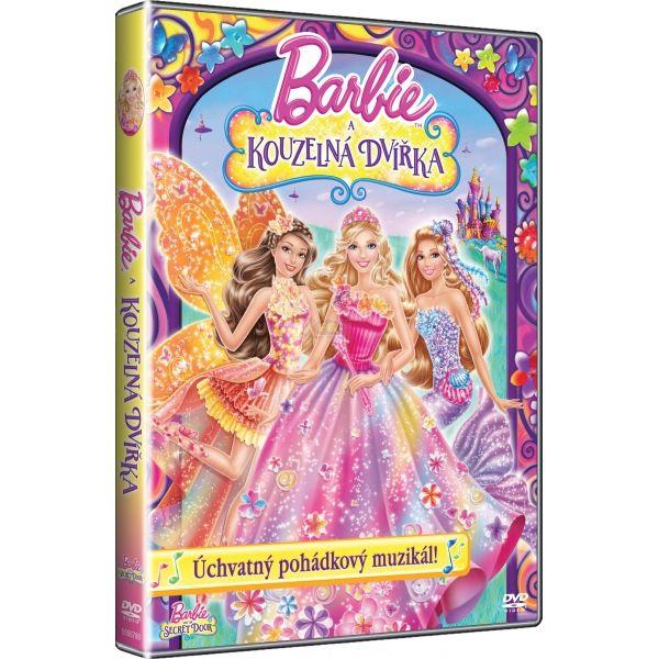 Obsah filmu:Pohádkový muzikál, který musíte vidět! Barbie™ se představuje jako Alexa, nesmělá princezna, která ve svém království objevuje tajné dveře, za nimiž se nachází svérázná země plná kouzelných stvoření a překvapení. Tady Alexa potkává Romy a Nori, mořskou pannu a vílu, které jí povědí o jejich prohnané vládkyni jménem Malucia, jež chce ovládnout všechna kouzla zcelé země. Alexa ke svému údivu zjišťuje, že vtomhle světě ovládá magické síly i ona a navíc je jediná, kdo může svým ...