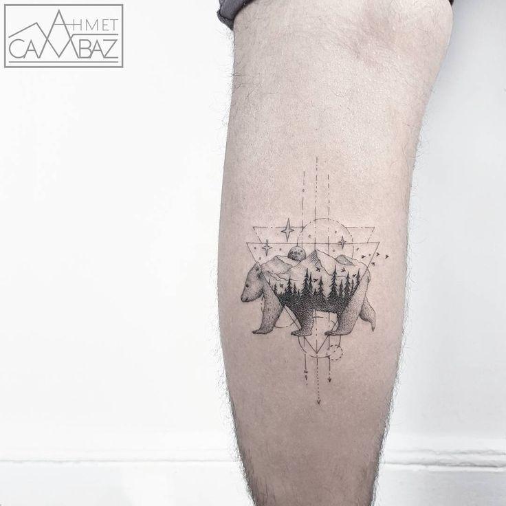 Oltre 1000 idee su tatuaggi con orso su pinterest for Open tattoo shops near me