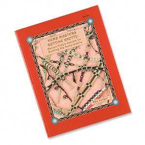 book about hemp jewelry. :)
