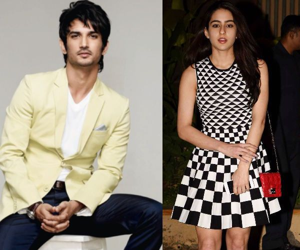 Sushant Singh Rajput: Sara Ali Khan is confident, she is not feeling the pressure of making her debut #FansnStars