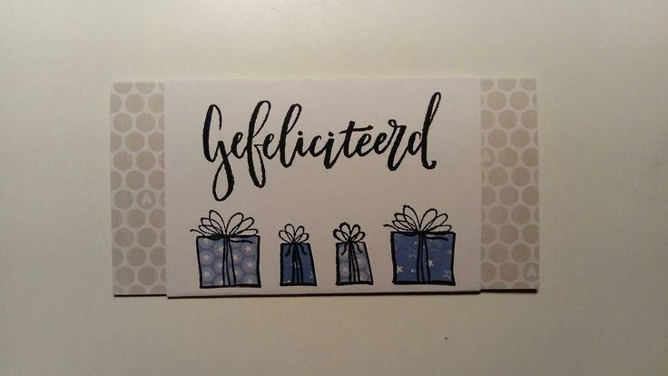 Cadeau envelop