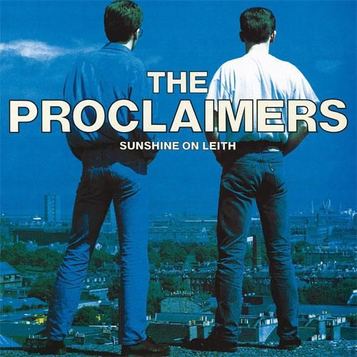 The Proclaimers - Sunshine On Leith Vinyl LP October 27 2017 Pre-order
