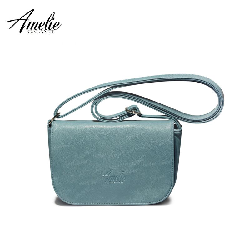 AMELIE GALANTI 2016 new fashion crossbody bags solid color small package portable shoulder bags soft casual free shipping