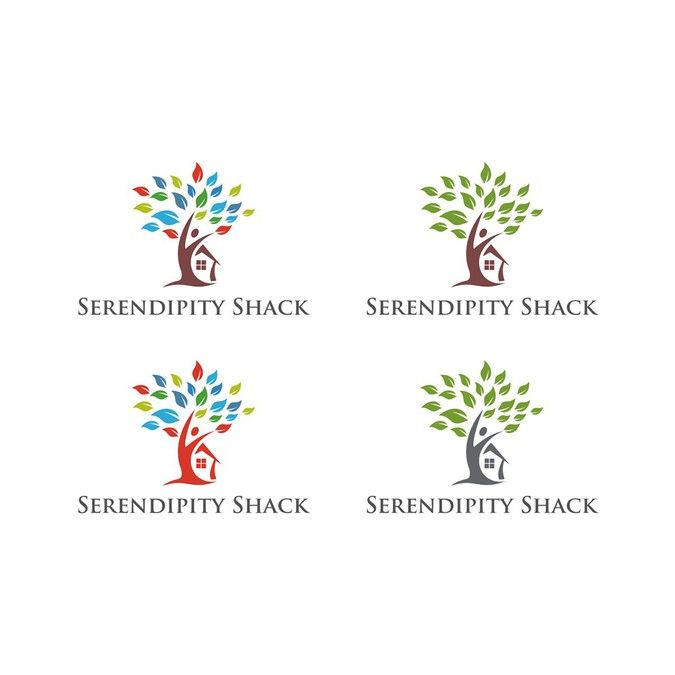 Design an engaging logo for an exciting new brand: Serendipity Shack. by Stacey Slater