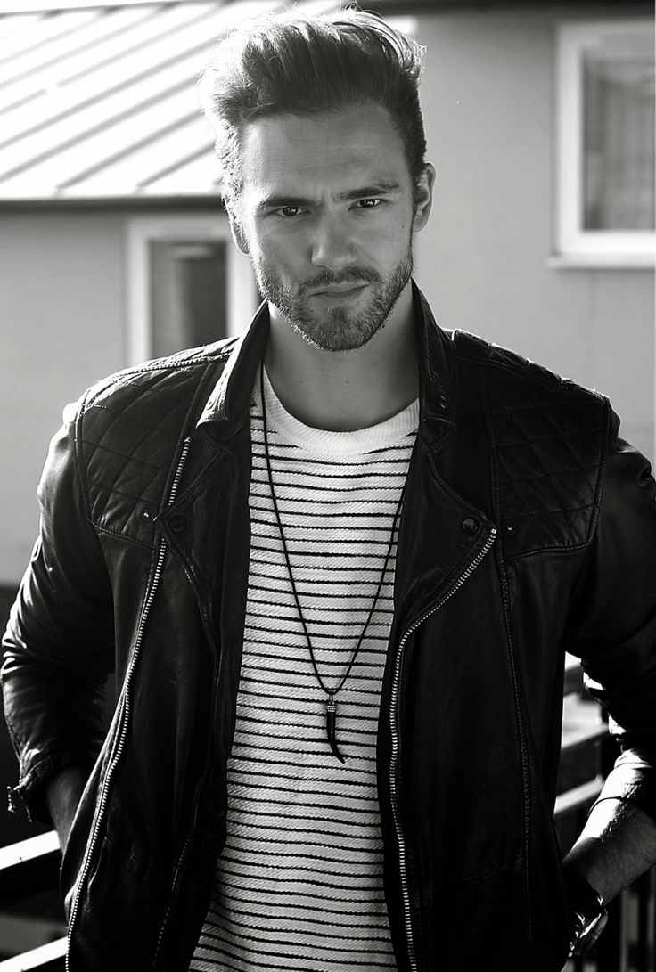"""Andrew Christopher """"Andy"""" Brown - Lawson (band) - Avenue (Band, with Max George)"""