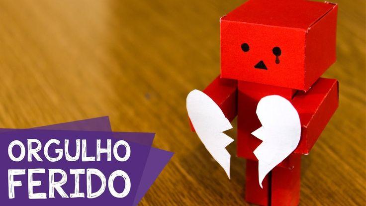 ORGULHO: QUAL O TAMANHO DO SEU EGO? | EP #345