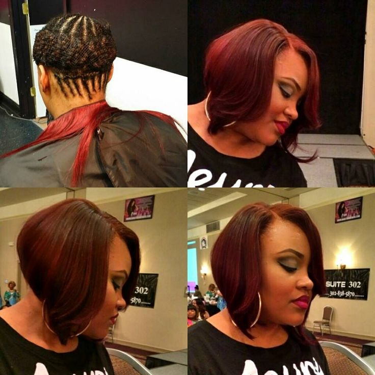 144 best images about Sew-in hairstyles on Pinterest ...