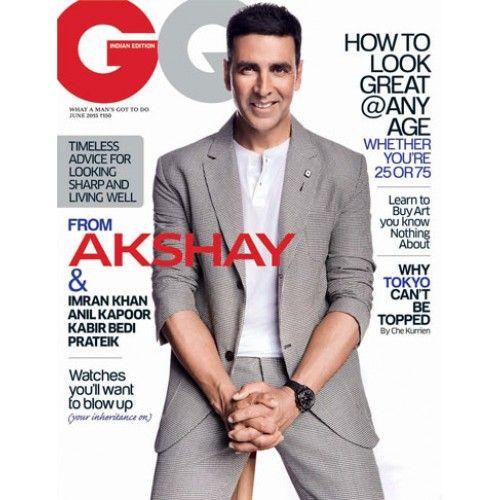 #GQ #India Men's Interest