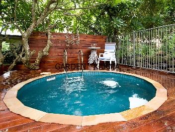 Australian plunge pool. EXACTLY what I need.