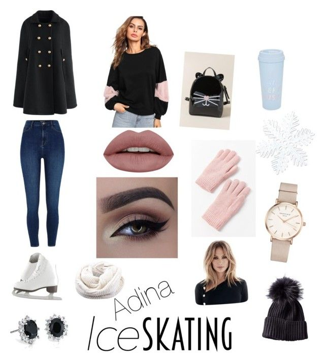 """""""Untitled #40"""" by jade2006 on Polyvore featuring Chicwish, River Island, ban.do, Francesca's, ROSEFIELD, Blue Nile and Urban Outfitters"""