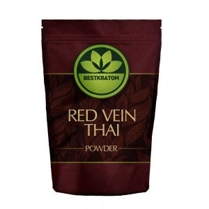 Red vein thai kratom