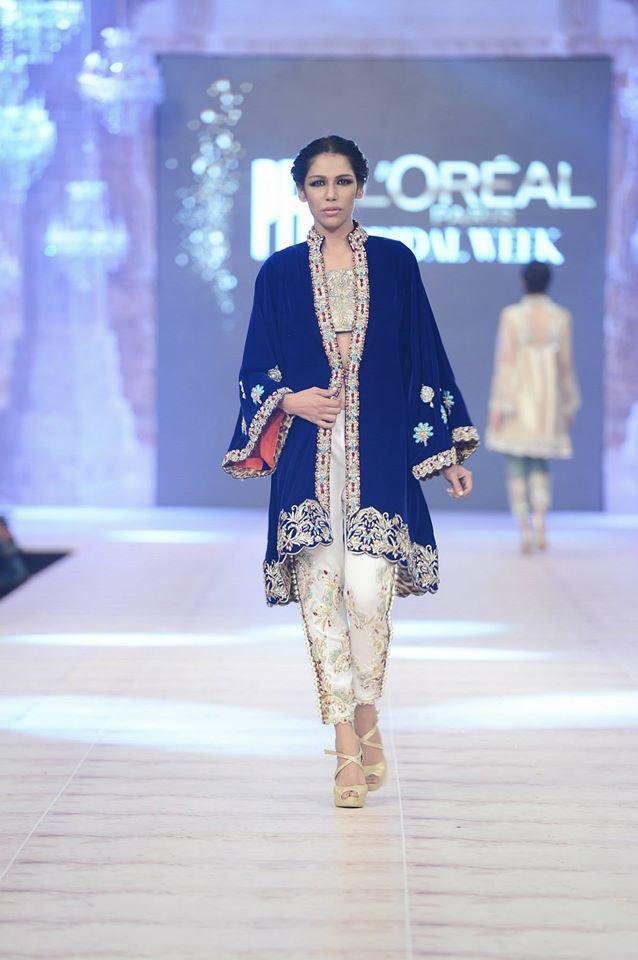 PFDC L'Oréal Paris Bridal Fashion Week 2014-2015 Latest Collections of Popular Pakistani Designers | GalStyles.com