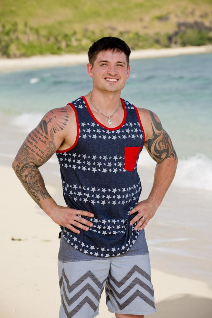 Caleb Reynolds -- 5 things to know about the 'Survivor: Game Changers' castaway - Reality TV World