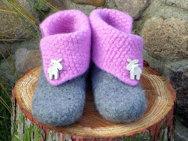 22 besten Socken stricken | Hausschuhe stricken Bilder auf Pinterest ...