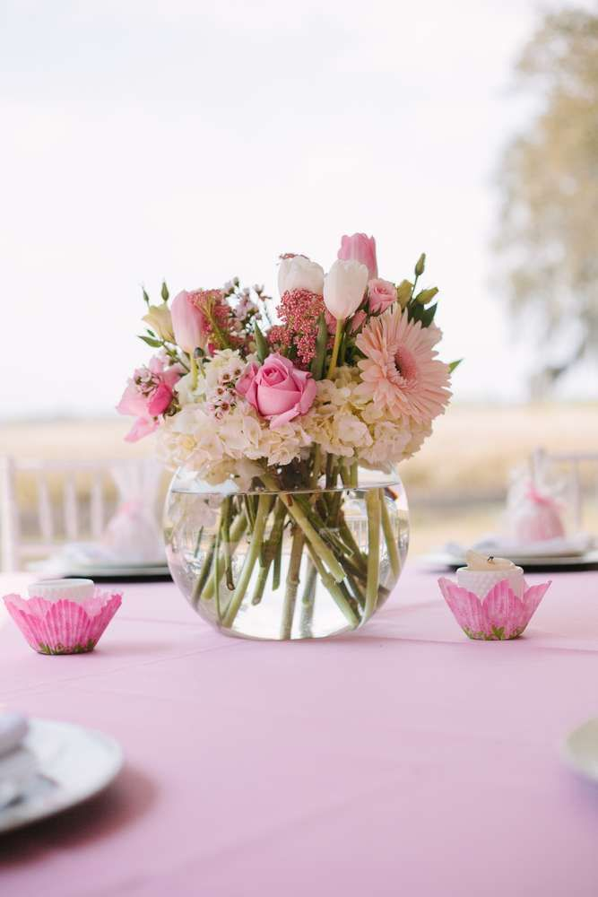 Pretty in Pink! Baby Shower Party Ideas | Photo 42 of 72 | Catch My Party
