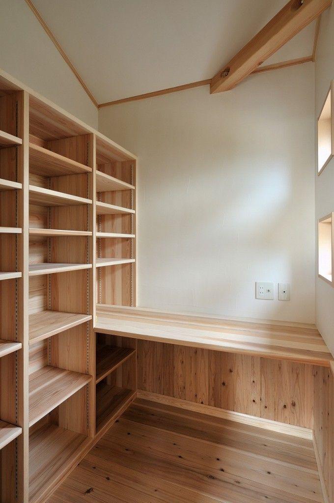 2階の書斎