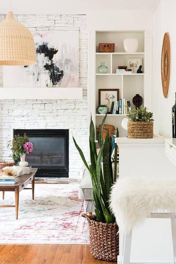 Die besten 25+ Tapete kamin Ideen auf Pinterest Kamin akzent - wohnzimmer ideen mit steintapete