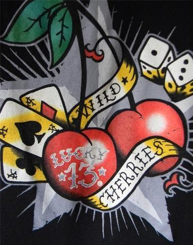 3X Torrid Lucky Thirteen 13 Wild Cherries Vegas Old School Tattoo T Plus Top | eBay  http://www.ebay.com/itm/EUC-3X-TORRID-LUCKY-THIRTEEN-13-WILD-CHERRIES-VEGAS-OLD-SCHOOL-TATTOO-T-PLUS-TOP-/200888570118?pt=US_CSA_WC_Shirts_Tops=item2ec5e45106
