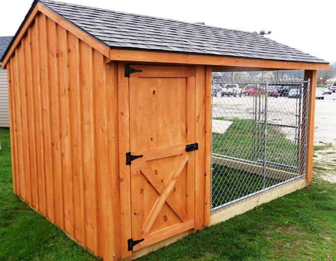 Amish Built Garages, Garden Sheds