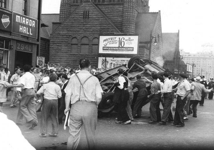 detroit riots of 1943 essay The detroit rioters of 1943: a reinterpretation created date: 20160808045017z.
