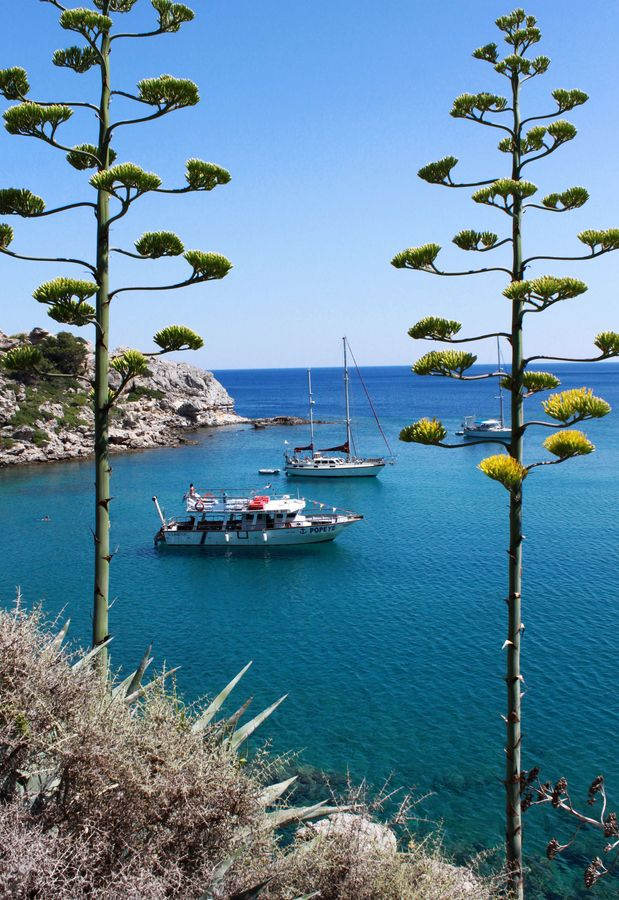 Rhodes and its magic by erin mulla, via 500px