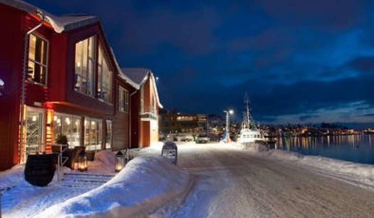 90plus.com - The World's Best Restaurants: Brygga 11 - Sandjeford - NorwayBrygga 11