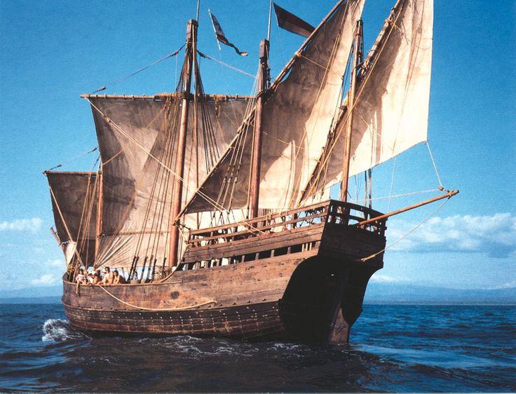 Eski bir korsan gemisi