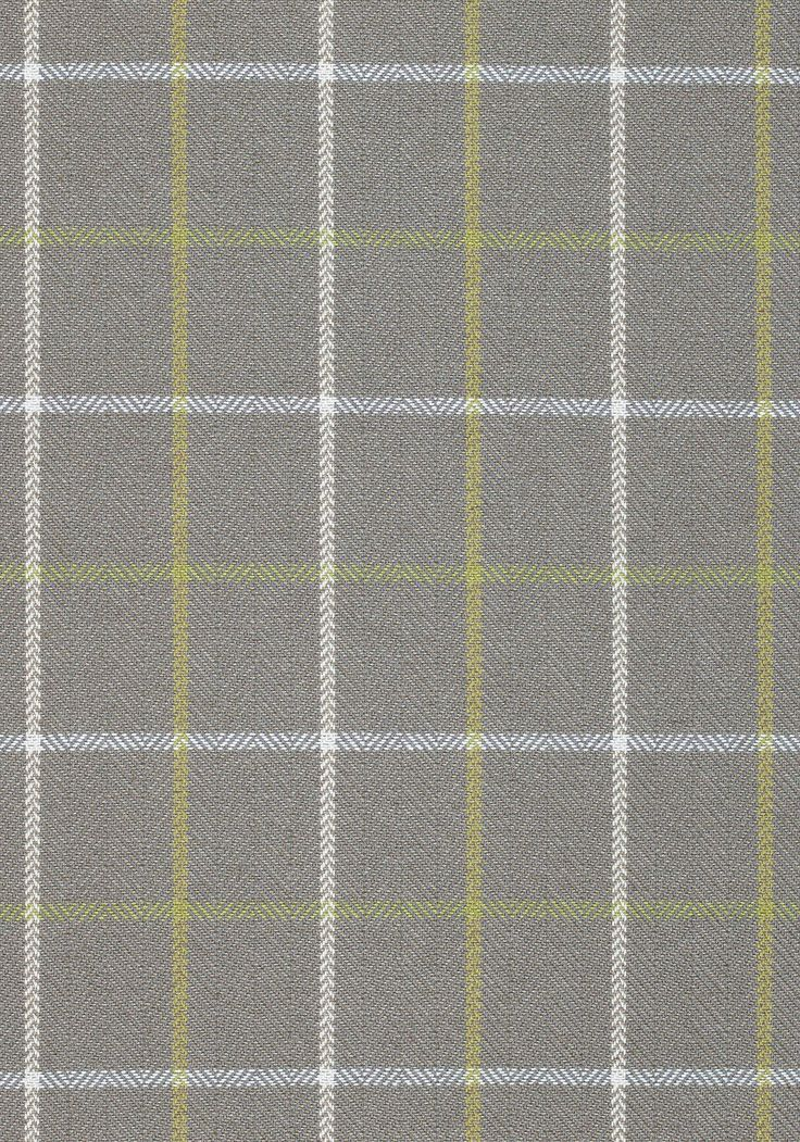 LAURENCE PLAID, Grey, AW7871, Collection Rue de Seine from Anna French