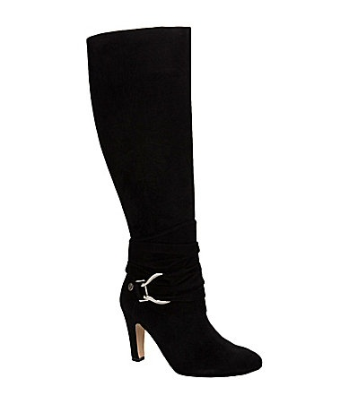 Antonio Melani Juliane Suede Boots #Dillards