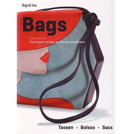 Boek Bags. Verkrijgbaar bij artdecowebwinkel.com. - Book Bags. Available at artdecowebstore.com.