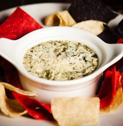 There's nothing quite like a hot, gooey dip fresh out of the oven. This dip is one of the favorites at holiday gatherings, cocktail parties, or casual get-togethers.