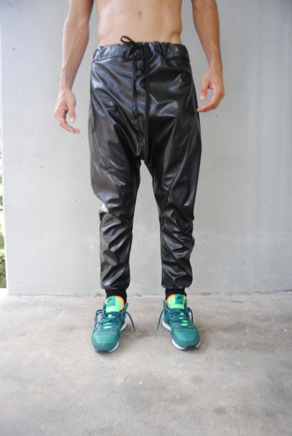 25 best ideas about mens leather pants on pinterest