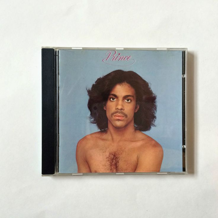 Prince by Prince CD 1986 Warner Prince Self Titled 2nd  Album I feel for you #Funk