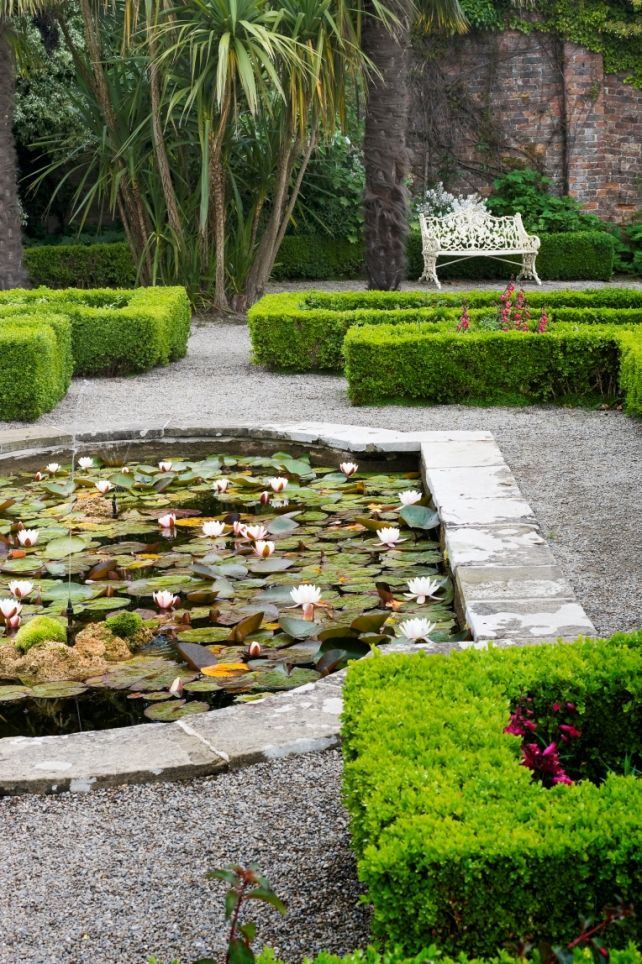 68 Best Images About Garden Fountains Ponds On Pinterest