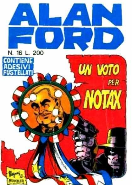 Alan Ford 10