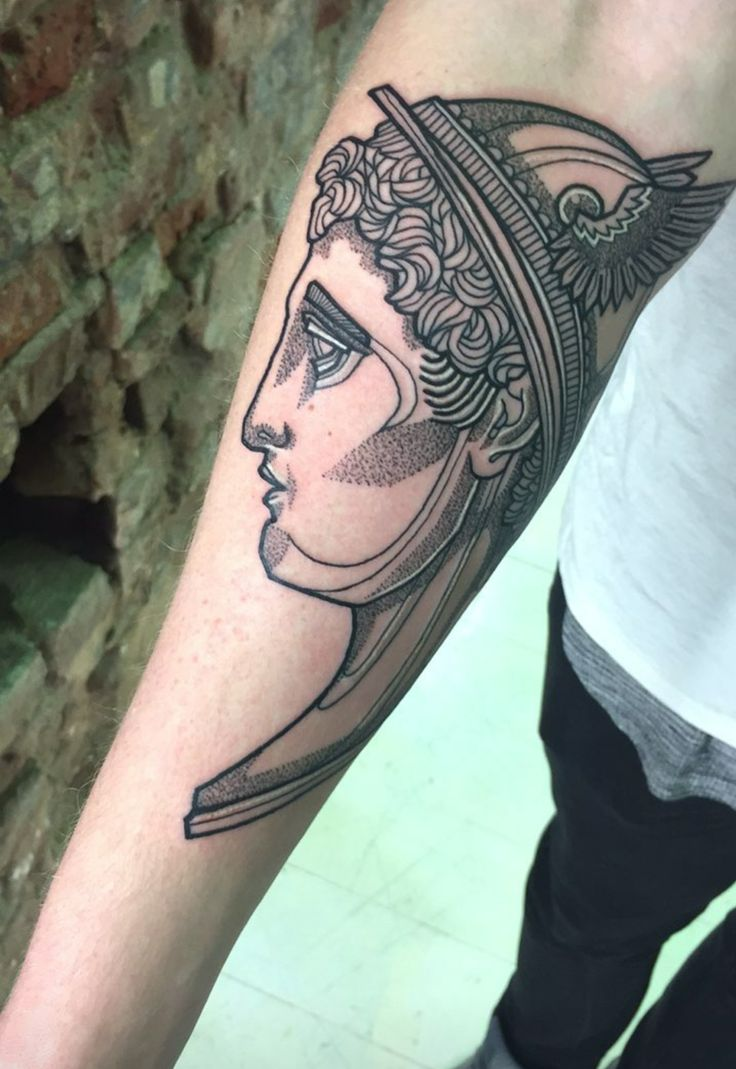 My Hermes by Loz Thomas at One X One Soho London
