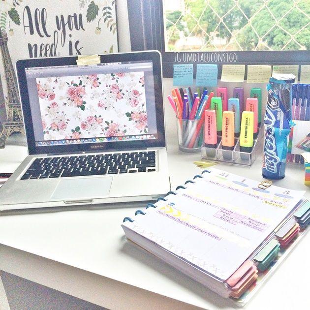 30 imagens de material escolar Tumblr para quem é apaixonado por papelaria - Blog do Elo7