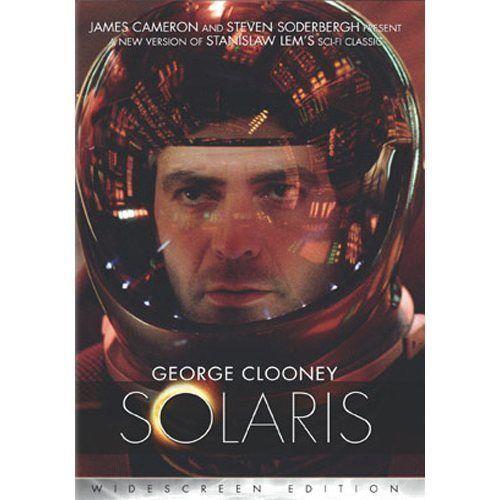 Solaris (DVD, 2003, Widescreen Version) FREE SHIPPING
