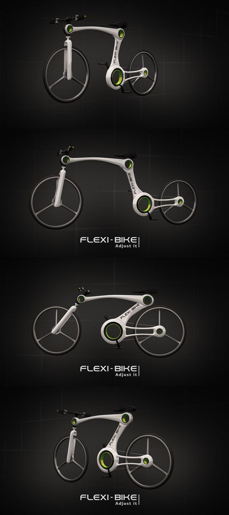 Flexi Bike Animation