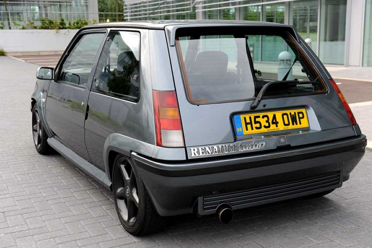 Renault 5 GT Turbo PH2