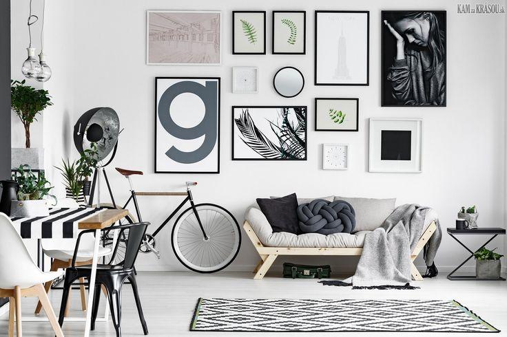 Škandinávsky bytový dizajn