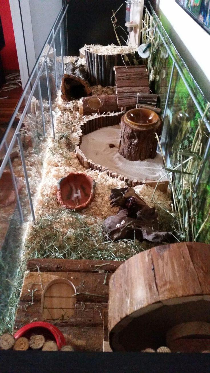 Detolf Hamster Cage