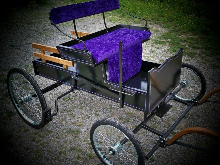 17 best images about pony carts on pinterest miniature for Easy entry cart plans
