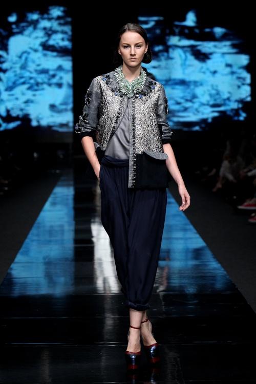 Jakarta Fashion Week 2012 - Biyan